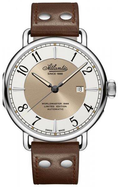 Zegarek Atlantic 57750.41.25B - duże 1