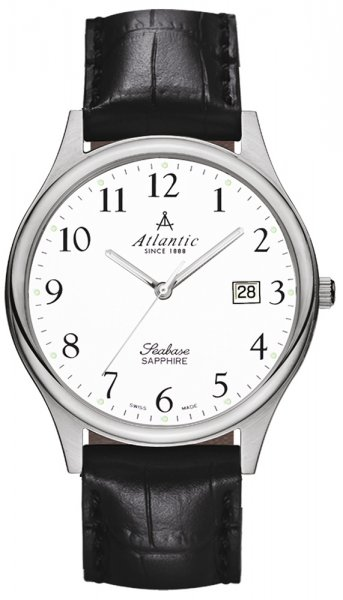 Zegarek Atlantic 60342.41.13 - duże 1