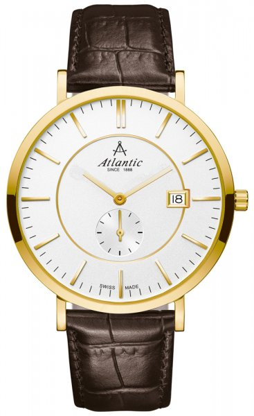 Zegarek Atlantic 61352.45.21 - duże 1