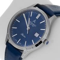 Zegarek męski Atlantic sealine 62341.41.51 - duże 2