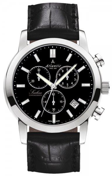 Zegarek Atlantic  62450.41.61 - duże 1