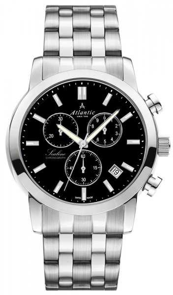 Zegarek Atlantic  62455.41.61 - duże 1