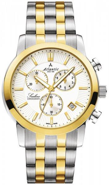 Zegarek Atlantic 62455.43.21G - duże 1