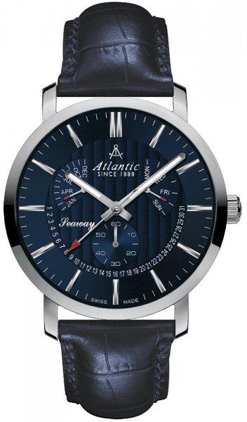 Zegarek Atlantic 63560.41.51 - duże 1