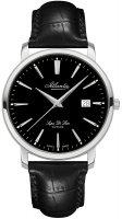 Zegarek męski Atlantic super de luxe 64351.41.61 - duże 1
