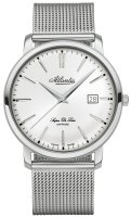 Zegarek męski Atlantic super de luxe 64356.41.21 - duże 1