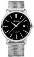 Zegarek męski Atlantic super de luxe 64356.41.61 - duże 1