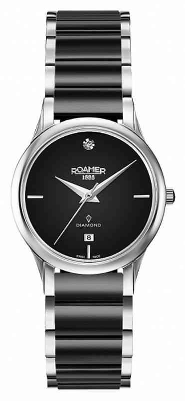 Zegarek damski Roamer Ceraline 657844.41.59.60 - zdjęcie 1