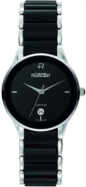 Zegarek damski Roamer saphira 677981 41 55 60 - duże 1