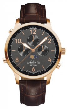 zegarek  Atlantic 68550.44.45R