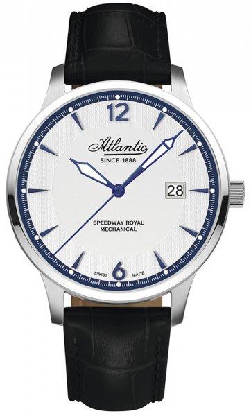 Zegarek Atlantic 68650.41.25B - duże 1