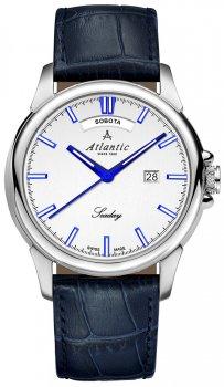 zegarek męski Atlantic 69550.41.21BP