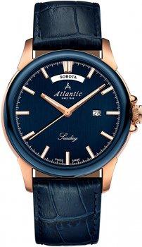 zegarek męski Atlantic 69550.44.51RP