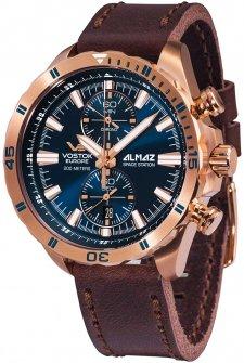 zegarek męski Vostok Europe 6S11-320B262