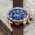 Zegarek męski Vostok Europe almaz 6S11-320B262 - duże 5