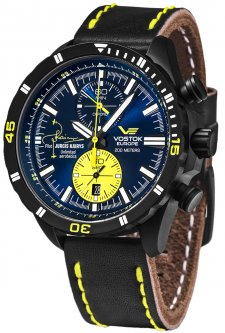 zegarek męski Vostok Europe 6S11-320J362