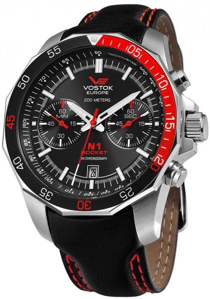 Zegarek Vostok Europe  6S21-2255295 - duże 1