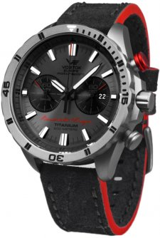 zegarek męski Vostok Europe 6S21-320H391