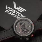 Zegarek męski Vostok Europe almaz 6S21-320J390 - duże 2