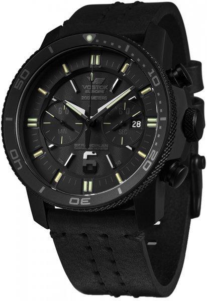 6S21-546C510 - zegarek męski - duże 3
