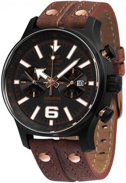 Zegarek Vostok Europe 6S21-5953230 - duże 1