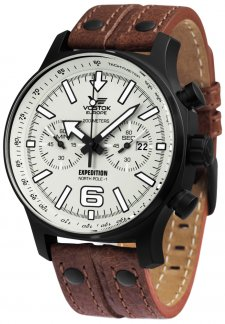 zegarek męski Vostok Europe 6S21-5954200