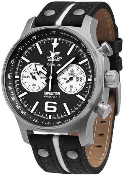 Zegarek Vostok Europe 6S21-5955199 - duże 1