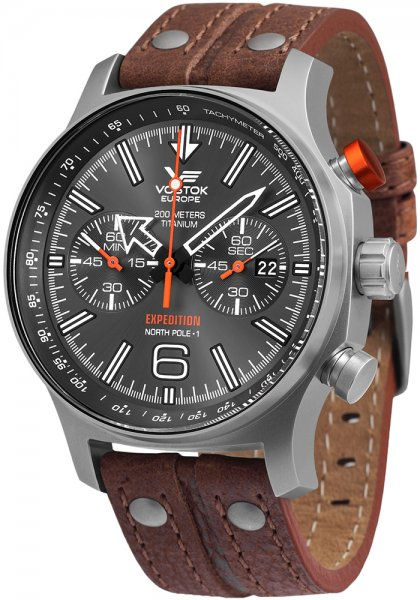 Vostok Europe 6S21-595H298-POWYSTAWOWY Expedition Expedition Titan