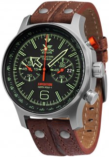 zegarek męski Vostok Europe 6S21-595H299
