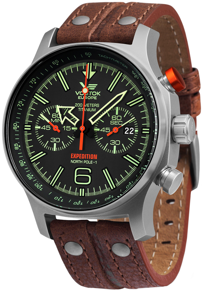 Vostok Europe 6S21-595H299 Expedition Expedition Titan