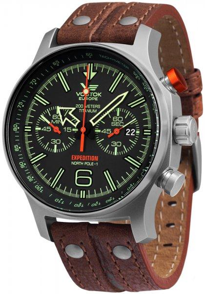 6S21-595H299 - zegarek męski - duże 3