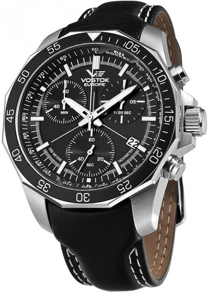 6S30-2255177 - zegarek męski - duże 3