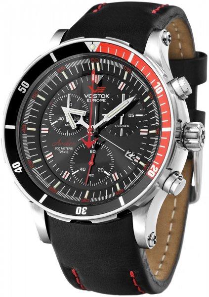 Zegarek Vostok Europe 6S30-5105201 - duże 1
