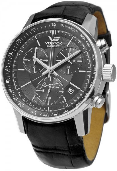 Zegarek Vostok Europe 6S30-5651174 - duże 1