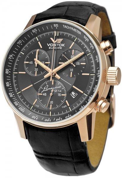 Zegarek Vostok Europe 6S30-5659175 - duże 1