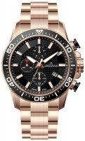 Zegarek męski Grovana bransoleta 7037.9167 - duże 1