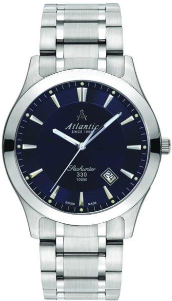 Zegarek męski Atlantic seahunter 71365.41.51 - duże 1