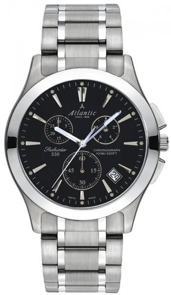 Zegarek Atlantic 71465.11.61 - duże 1