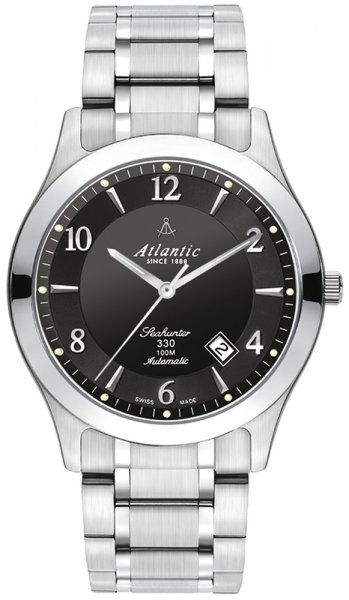 Zegarek męski Atlantic seahunter 71765.41.65 - duże 3