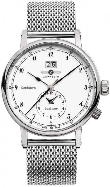 7540M-1 - zegarek męski - duże 3