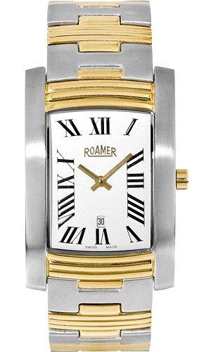 Zegarek męski Roamer swiss elegance 766927 47 12 70 - duże 1