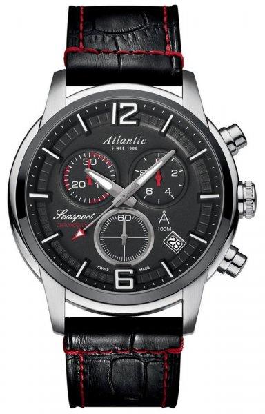 Zegarek Atlantic 87461.42.45 - duże 1