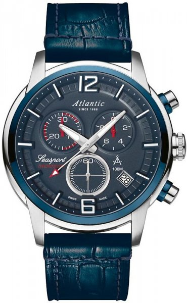 Zegarek Atlantic 87461.47.55 - duże 1