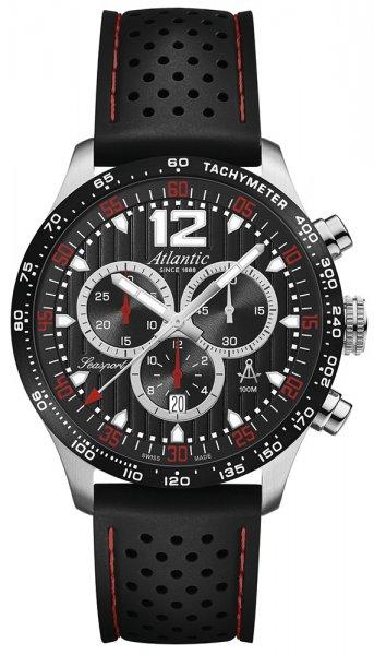 Zegarek Atlantic 87464.47.65R - duże 1