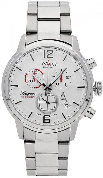 Zegarek Atlantic  87466.41.25 - duże 1