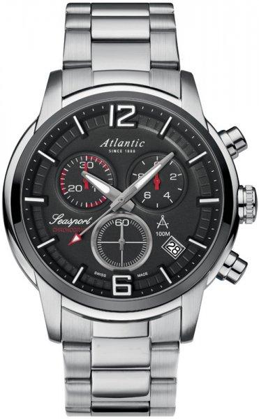 Zegarek Atlantic 87466.42.45 - duże 1
