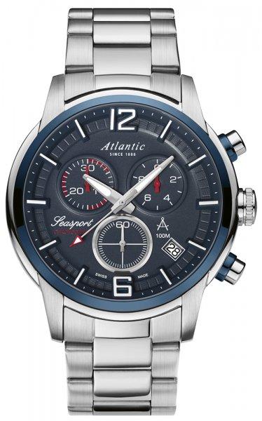 Zegarek Atlantic 87466.47.55 - duże 1
