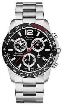 zegarek męski Atlantic 87468.41.61-POWYSTAWOWY