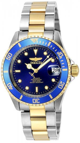 8928 - zegarek męski - duże 3