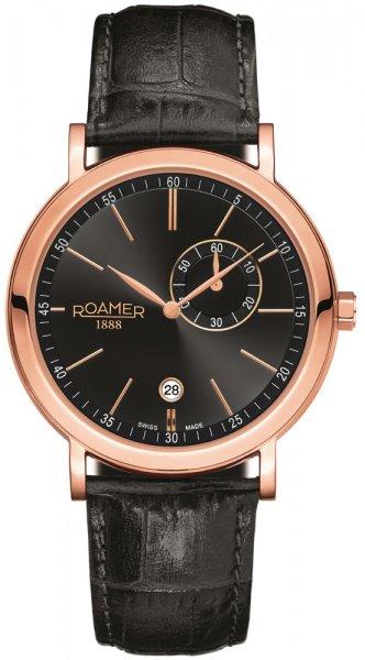 Zegarek męski Roamer vanguard 934950 49 55 05 - duże 1